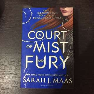 A Coutt Of Mist And Fury by Sarah J Maas