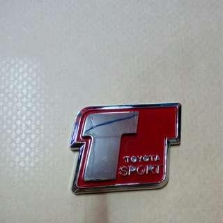 Toyota logo new