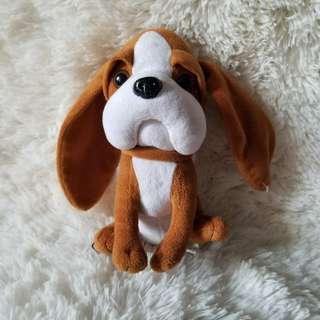 Little Bulldog Stuff Toy