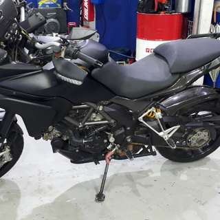 Ducati MS 1200 touring