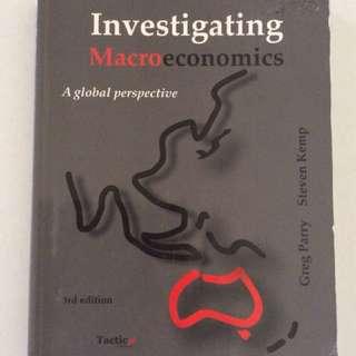 Economics yr12 atar