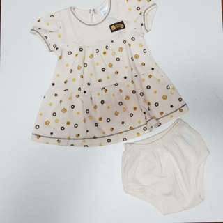 Disney Cuties Baby Dress