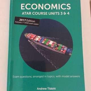 Economics yr12 creelman practice questions