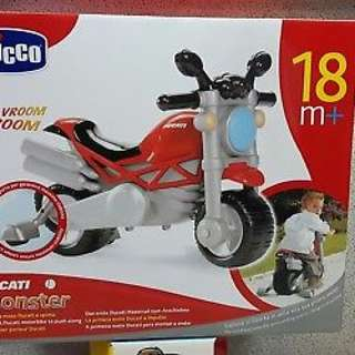CHICCO Ducati Monster Ride on