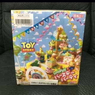 全新 絕版Toy Story Re-ment @2010