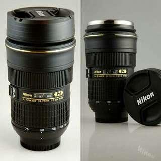 Nikon Thermos Tumbler