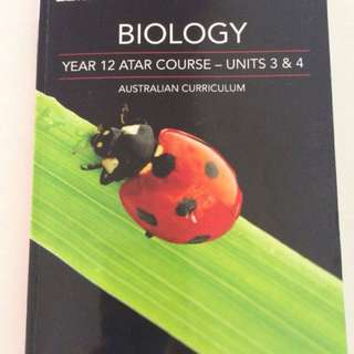 Biology study guide yr12 practice questions