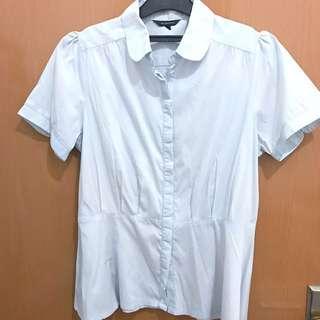 The Executive Blue Shirt