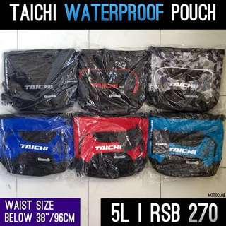 TAICHI WATERPROOF POUCH / Fanny Pack | RSB 270
