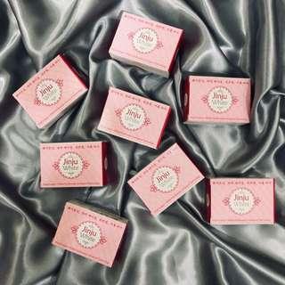 (IN STOCK) Jinju White Beauty Whitening Soap