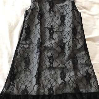 Dress hitam anak