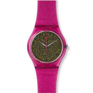 [100% NEW] Swatch NUIT ROSE Watch (New Collection)