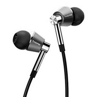 (CNY PROMO) 1MORE Triple Driver In-Ear Headphones (18 MONTHS WARRANTY)