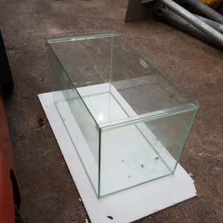 Fish Tank 3 x 1.5 x 1.5ft x 6mm thk