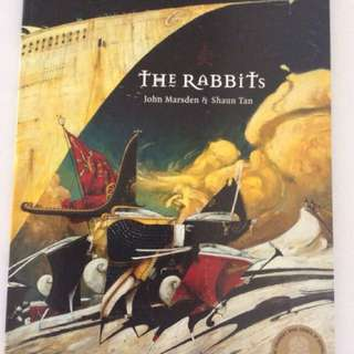 Rabbits yr12 text