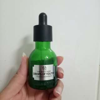 Body Shop Drops Of Youth Concentrate
