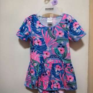 Bonds Balletsuit size 6-12