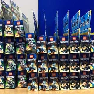 全新LEGO Dimensions Game Pack