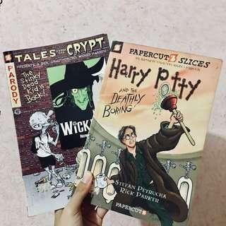 HARRY POTTER & WIMPY KID PARODY