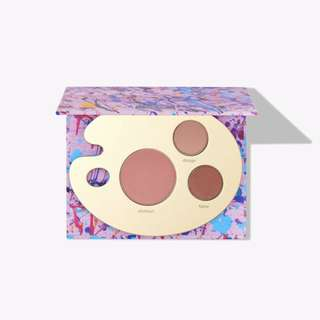 Tarte Cosmetics paint pretty palette eye and cheek palette