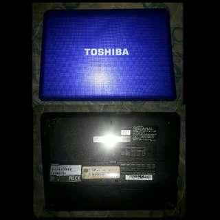 Toshiba nb510 netbook