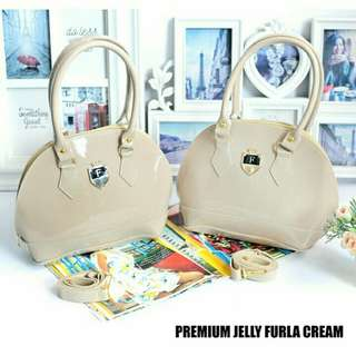 PREMIUM JELLY FURLA CREAM