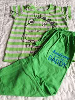 Baju + seluar