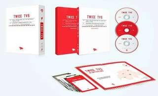 TWICE TV5 : TWICE IN SWITZERLAND DVD