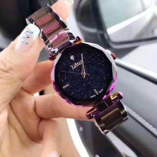 Dior sky diamond watch