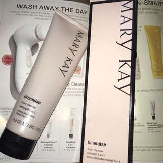 mary kay timewise 3 in 1 cleanser