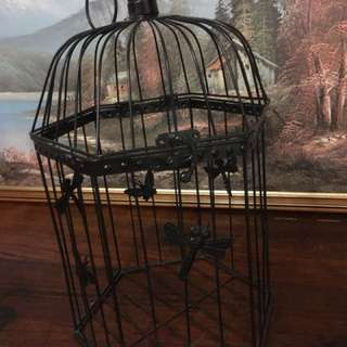 Decorative  large bird cage
