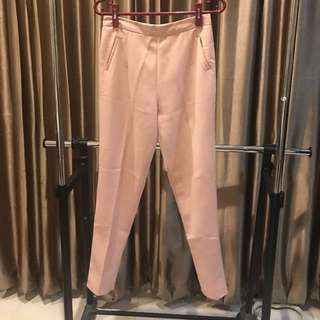 Celana Panjang Pink