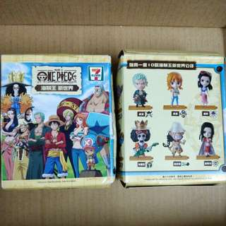 7-11 one piece 海賊王新世界