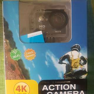 Brand New!!! 4K - Action Camera