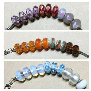ALL Beads for European Charm Bracelet ★SALE★