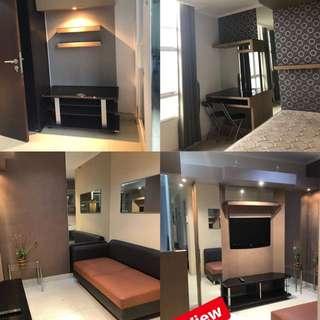 Jual atau disewakan apartemen metropolis murah surabaya timur kampus full furnished lengkap mewah standard