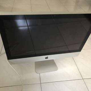 iMac with Throw away price