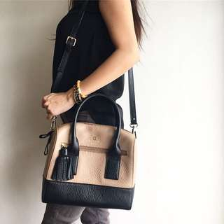 Kate spade leather 2-way