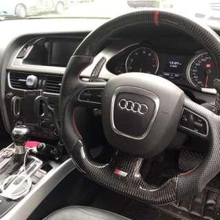 CF steering
