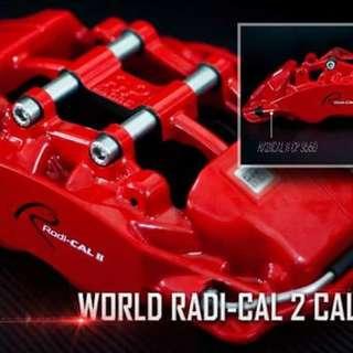 Ap Racing Radical II