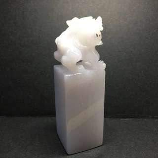 Jadeite Jade Seal