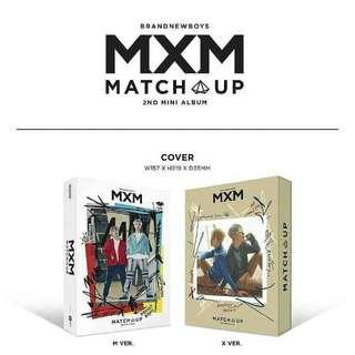 MXM - MATCH UP