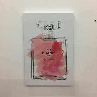 Chanel Photo Canvas - STUNNING!
