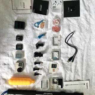 GoPro Hero 4 Silver With Memory Card 32gb