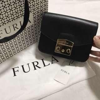 Brand New Furla Metropolis Crossbody Bag
