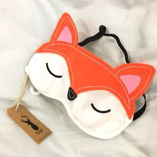 Fox Sleep Eye Mask (Typo)
