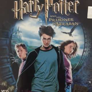 Pre loved Harry Potter VCD