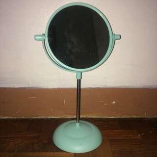 Blue Charm Table Mirror
