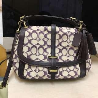 Coach bag (99.9% new)