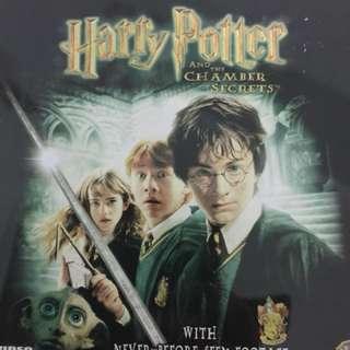 Pre loved harry potter vcd